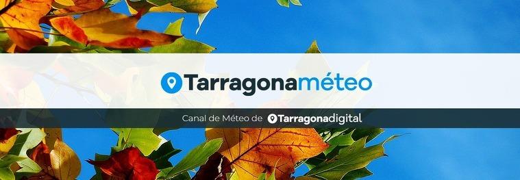 Tota la informació meteorològica, la previsió del temps i els avisos de les comarques de Tarragona