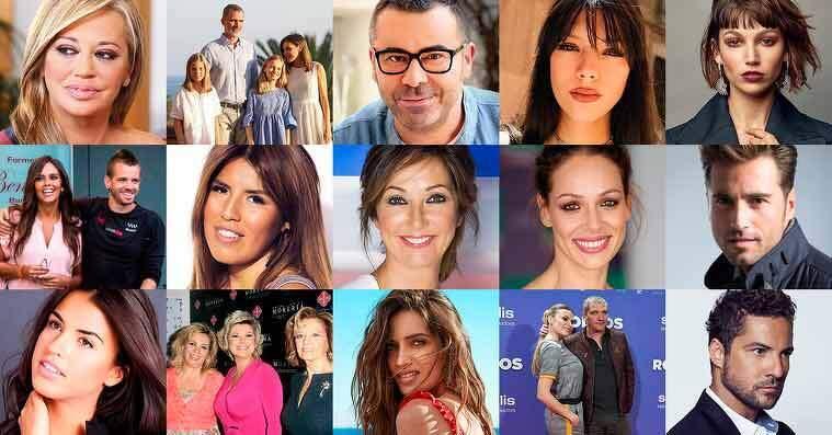 ➨➨ Toda la información del corazón, la crónica social, los famosos de España y el mundo y las revistas del corazón al minuto