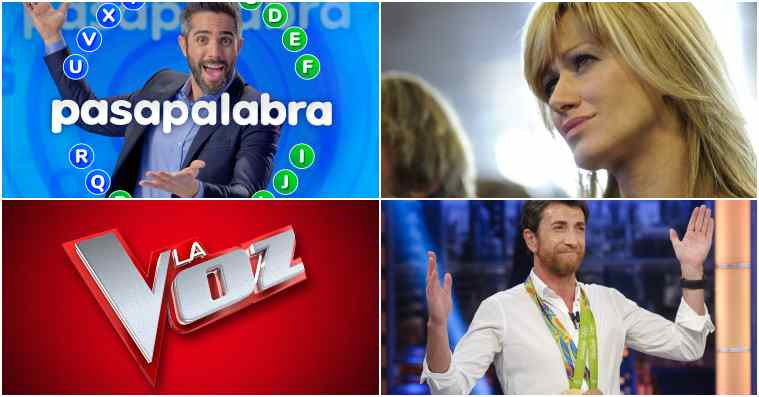 Las noticias más relevantes de los programas y presentadores de Antena 3 y Atresmedia