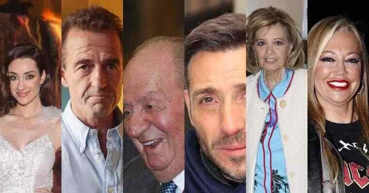 Noticias, actualidad y últimas horas de los famosos de España