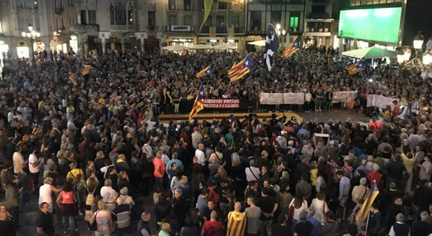procés català