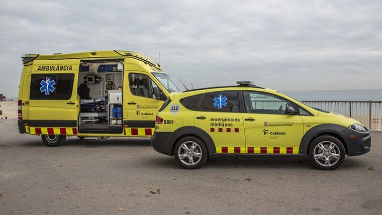 Sistema d'Emergències Mèdiques