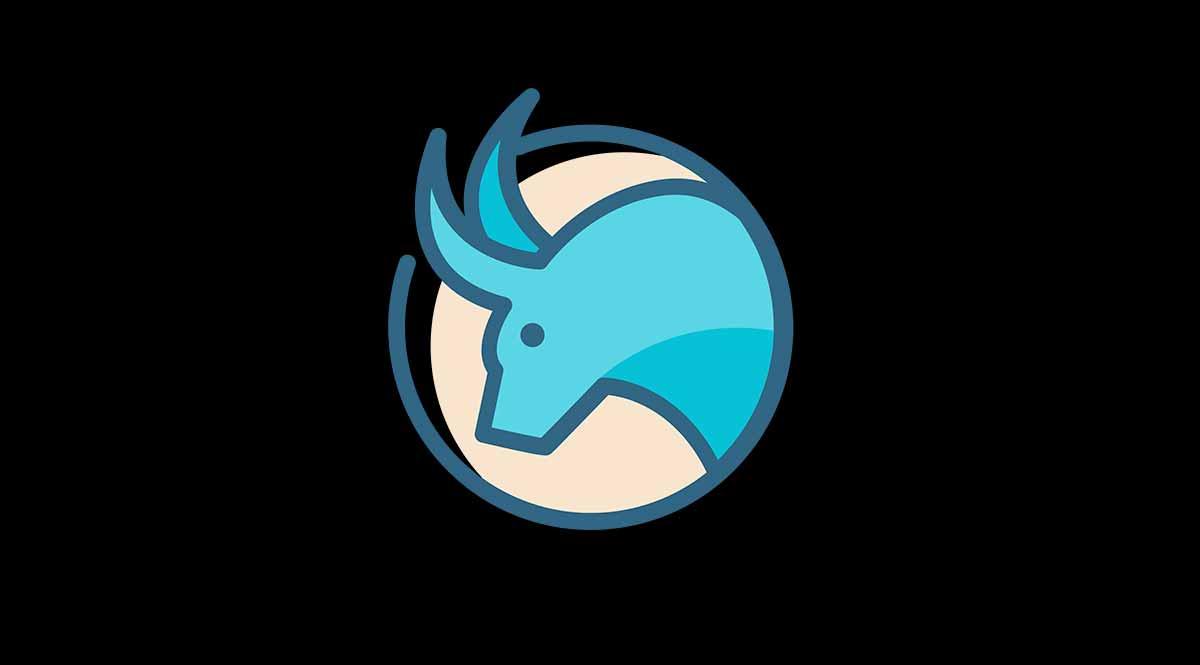 Símbolo del signo del zodiaco Tauro