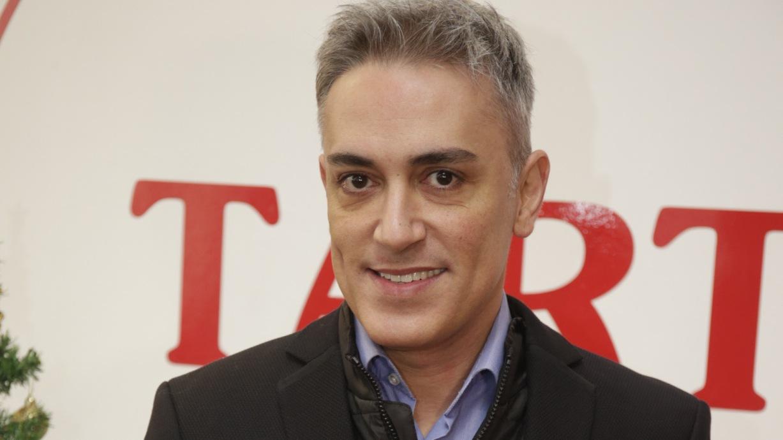 Kiko Hernández en una imagen en primer plano