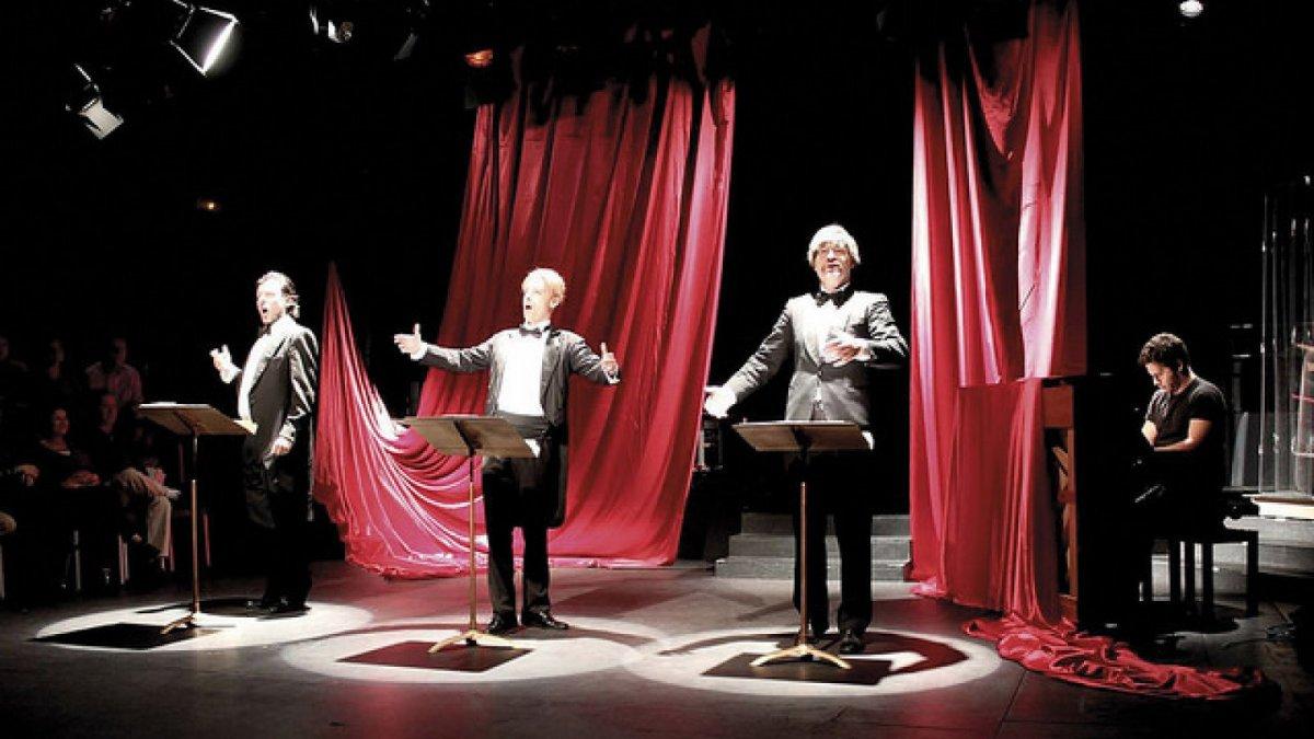 'Tenors' de la companyia Il·luminati estrena la temporada d'hivern a la Sala Trono-Armanyà