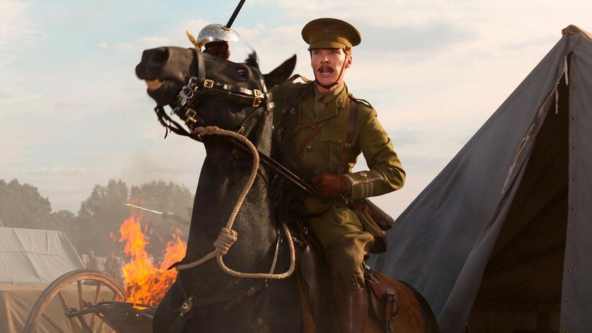 Benedict Cumberbatch también estará en '1917'