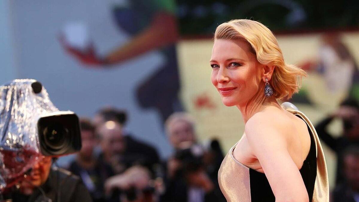 Cate Blanchett se une a 'Nightmare Ally'